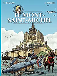 Les voyages de Jhen - Le Mont-Saint-Michel