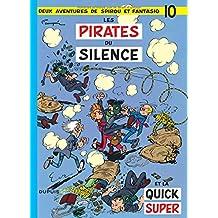 Spirou et Fantasio, tome 10 : Les Pirates du silence