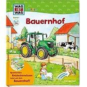WAS IST WAS Junior Band 1. Bauernhof: Mit Bauer Max durch den Tag