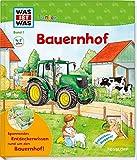 Bauernhof: Mit Bauer Max durch den Tag. Eine Reise für