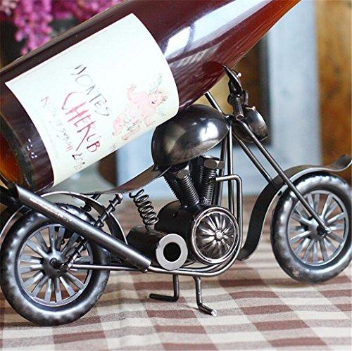 Madaye Eisen Weinregal Café Bar Dekoration 29*13*15.5cm
