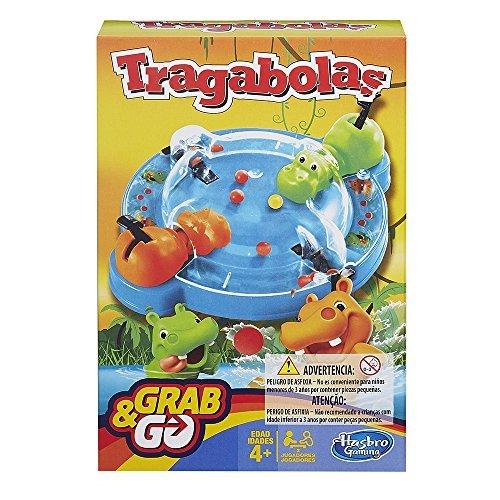 Games - Tragabolas Viaje Hasbro B1001175