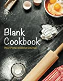 [Blank Cookbook (Your Personal Recipe Journal)] [By: Publishing LLC, Speedy] [February, 2015]
