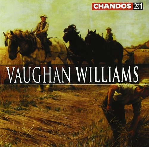 vaughan-williams-orchestral-works