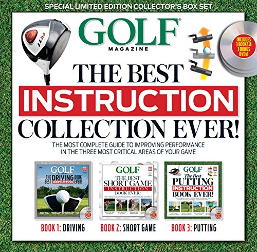 Golf the Best Instruction Collection Ever! por Editors of Golf Magazine
