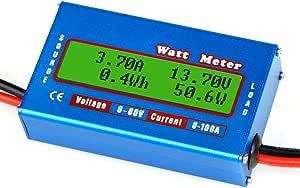 Pinbotronix 100a Rc High Precision Power Analyzer Elektronik
