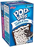 #4: Kellogg's Pop Tarts - Frosted - Cookies & Creme, 8 Counts