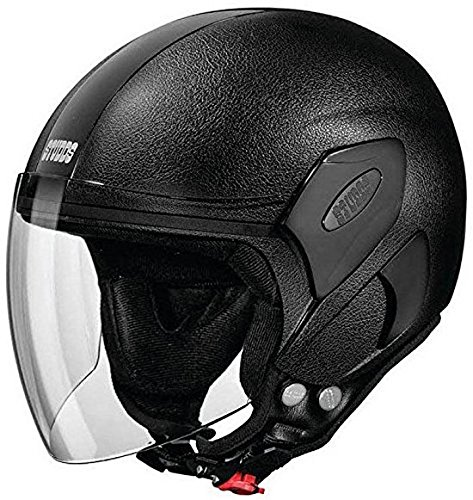 Studds Femm Half Helmet (Black, XS)