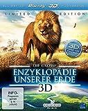 Die große Enzyklopädie unserer Erde 2D/3D (10 Real-3D Dokumentationen in einer limitierten Gesamt-Edition) [Blu-ray 3D]