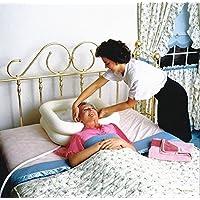 douperltd hinchable Shampoo Cuencas para mujer embarazada/Los Discapacitados cómodo y práctico in-bed lavado sin BPA