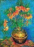 Fritillaries in einer Kupfervase von Vincent Van Gogh - Grußkarte