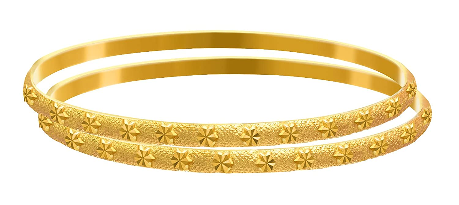 Buy Jfl - Jewellery For Less Jewellery For Less Golden Gold-Plated ...