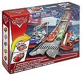 Mattel Disney Cars DVF38 - Verwandlungsspaß Lightning McQueen Spielset