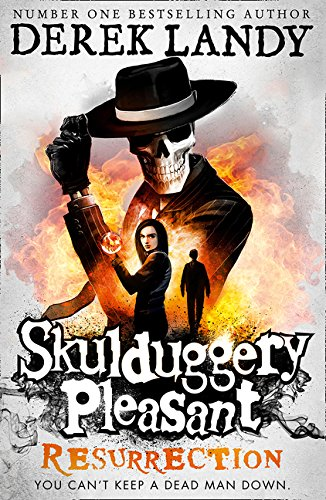 Skulduggery Pleasant 10. Resurrection (Markiert Cooles Buch)