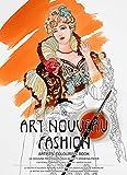 art nouveau fashion livret de coloriage artistes 16 motifs ? colorier imprim?s sur du papier ? dessin de qualit? sup?rieure