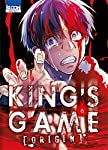 King's Game Origin Edition simple Tome 6