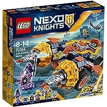Nexo Knights - Doble perforadora de Axl (LEGO 70354)