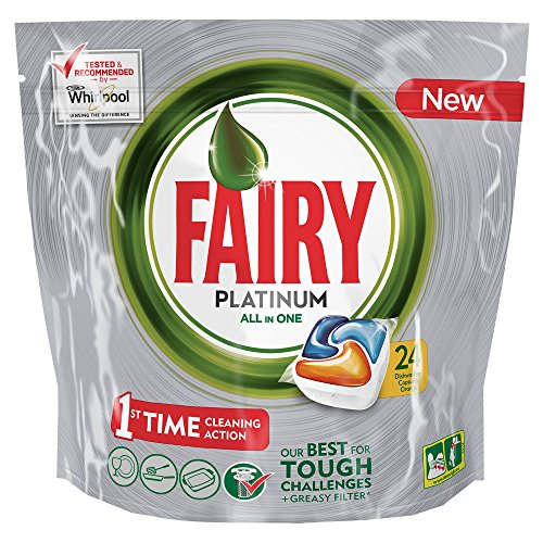 Fairy Spülmaschinentabs,24Stück