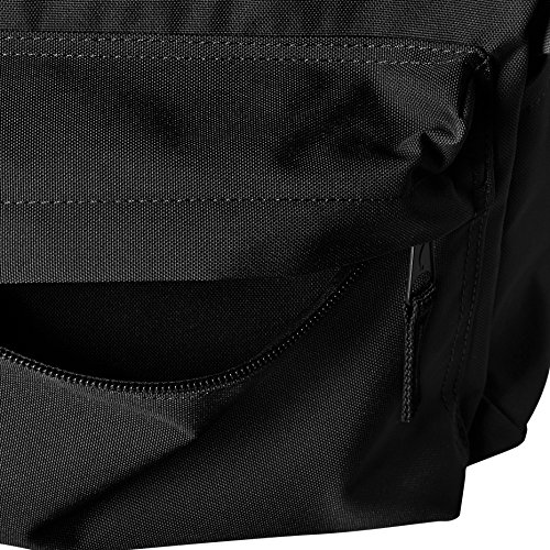 Best womens leather backpack in India 2020 AmazonBasics 21 Ltrs Classic Backpack - Black Image 7