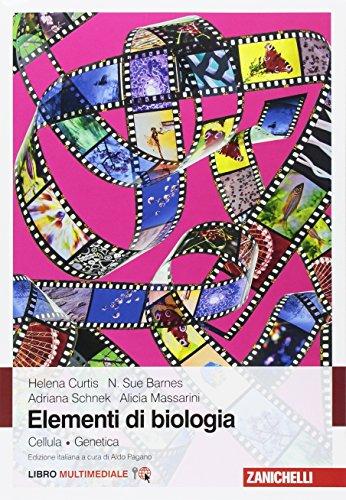 Elementi di biologia. Cellula. Genetica. Con Contenuto digitale (fornito elettronicamente)