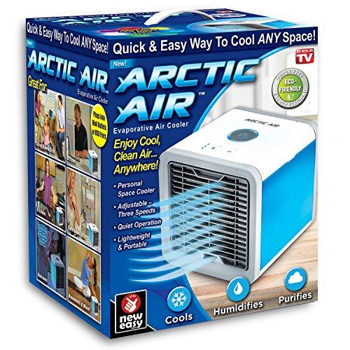 Ontel Ontel climatizzatore portatile per l'aria artica, condizionatore portatile - il modo semplice e veloce per rinfrescare qualsiasi spazio