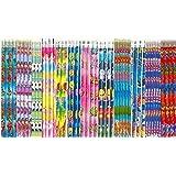 72 crayons avec gomme Assortiment de haut