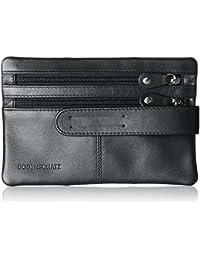 Bodenschatz Safety-bag, Portefeuilles mixte adulte, Schwarz (Black), 1x11x16 cm (W x H D)