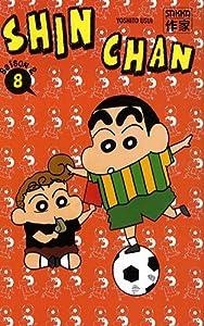 Shin Chan Saison 2 Tome 8