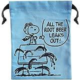Snoopy paleta bolso azul SNKN1570