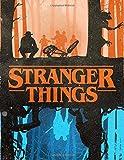 STRANGER THINGS: Adult Coloring Book, Based on Season 1, Volume 1
