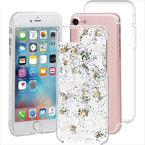 Case-Mate CM034690X  Case-Mate Karat-Hülle für das Apple iPhone 7/6/6s - Perle