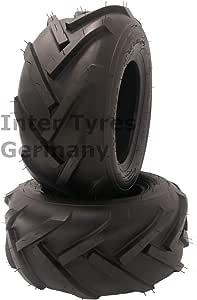 2 Stücke 4 00 8 S7123 Narubb 4 8 Reifen Für Aufsitzmäher As Schneeräumer Gartenfräse Auto