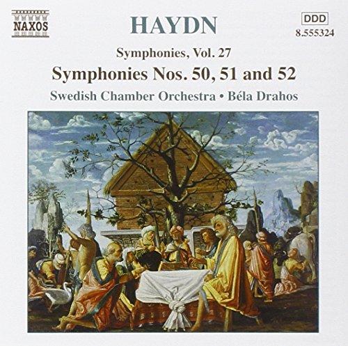 Sinfonien 50-52
