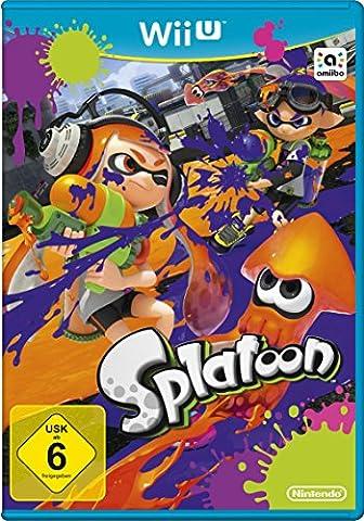 Splatoon Standard Edition - [Wii