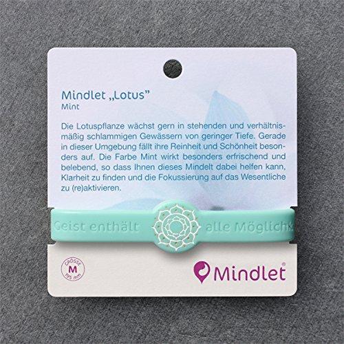 Mindlet Armband Lotus