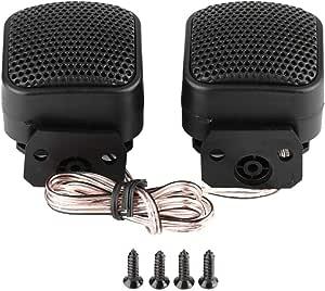 Audio Lautsprecher Audio Hochtöner 2 Stücke Auto Kleine Quadratische Lautsprecher Laute Audio Musik Hochtöner Lautsprecher 500 Watt Auto