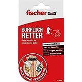 fischer Boorgat retter, reparatievlies voor uitgescheurde pluggen, reparatie van gescheurde boorgaten, herbevestiging van plu