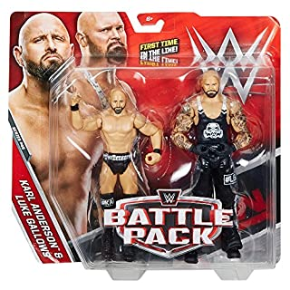 WWE Battle Pack Karl Anderson & Luke Gallows Action Figures