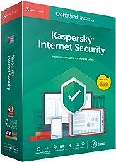 Kaspersky Internet Security 2019 3 Geräte MiniBox|Standard|3|1 Jahr|PC/Mac/Android|Download|Download