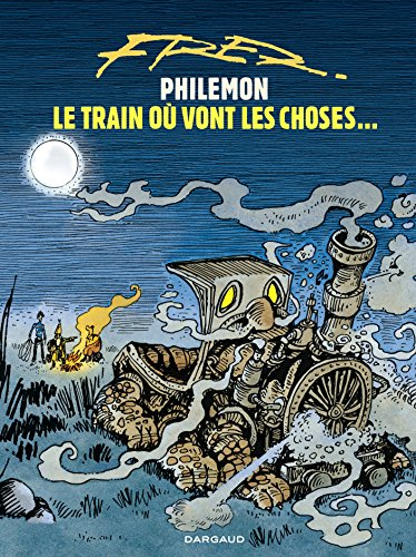Philémon - tome 16 - Le train où vont les choses