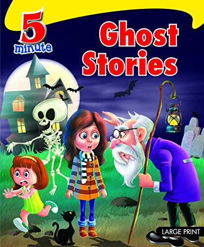 5 Minutes Ghost Stories [Hardcover] [Jan 01, 2016] NA [Hardcover] [Jan 01, 2017] NA