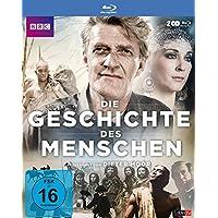 Die Geschichte des Menschen [Blu-ray]