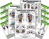 Reflexzonen-Set -professional- 2016 XL - 67 Reflexzonen Indikationskarten + 2 Reflexzonen Mini-Poster