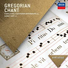 Gregorian Chant (Canti Gregoriani:Advent,Christmas,Easter,Ascension,Pentecoste)