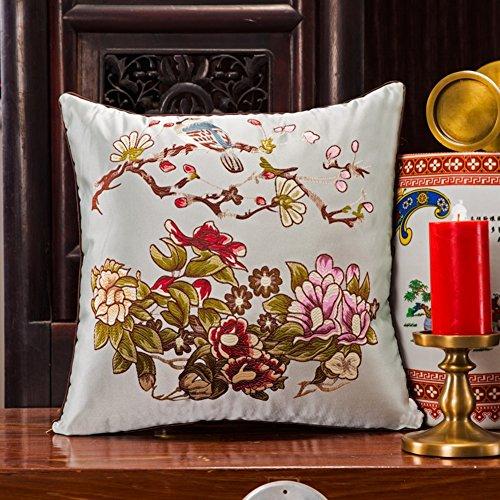 Arazzo di cuscino del divano in legno