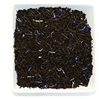 Earl Grey Creme Black Loose Leaf Tea, Organic (3.5oz / 100g)
