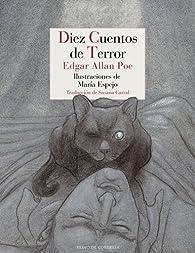 Diez cuentos de terror par Edgar Allan Poe