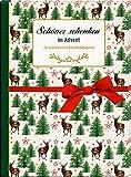 Geschenkpapier-Buch - Schöner schenken im Advent: 24 nummerierte Geschenkpapiere