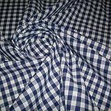 ZUNTO vorhangstoff blau Haken Selbstklebend Bad und Küche Handtuchhalter Kleiderhaken Ohne Bohren 4 Stück