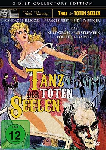 Bild von Tanz der toten Seelen - Carnival of Souls (1962) [Special 2-Disc Edition] [Director's Cut] [Collector's Edition] [2 DVDs]